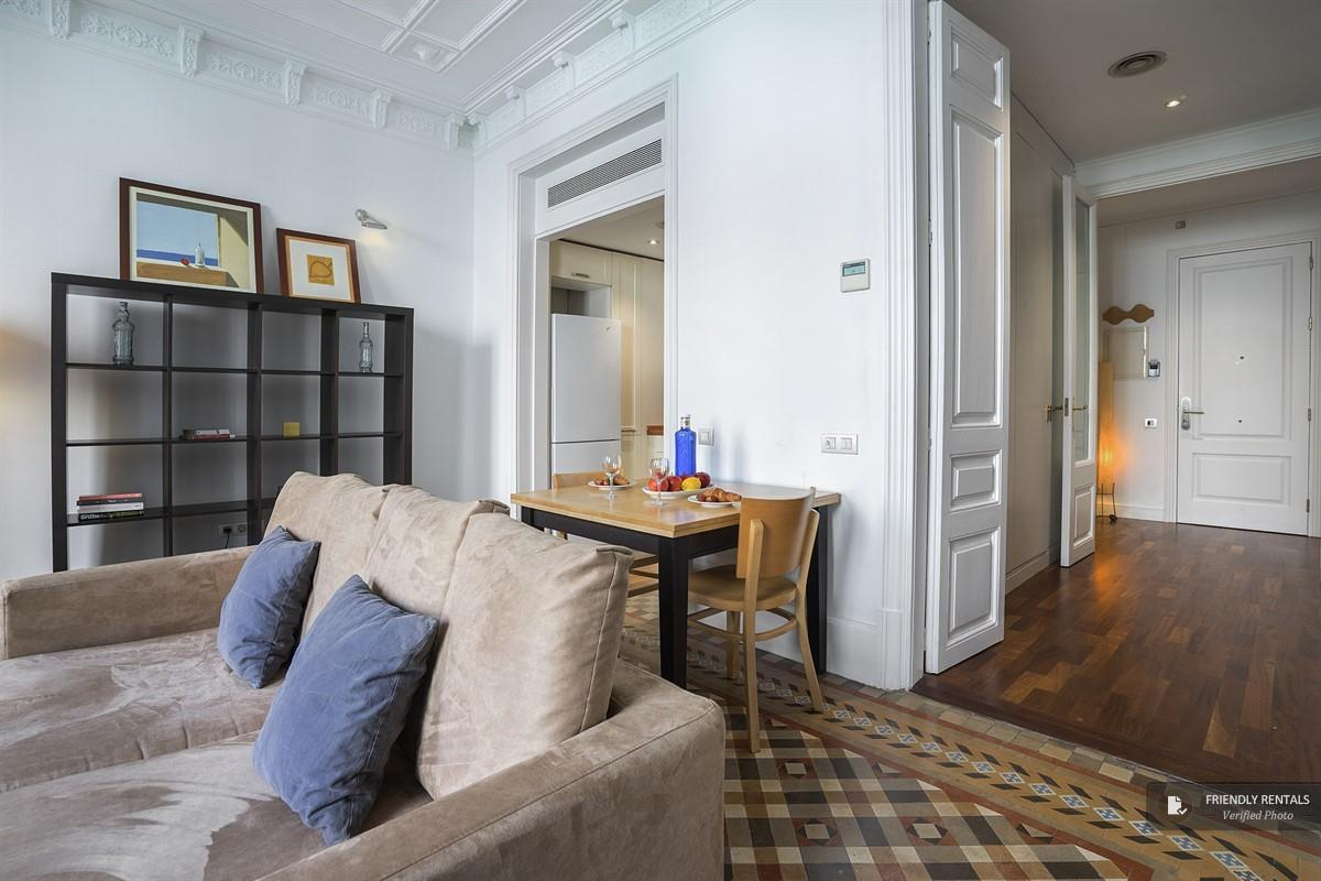 The Timbaler Apartment in Barcelona