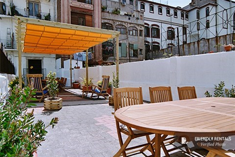 The Musica Terrace Apartment in Barcelona