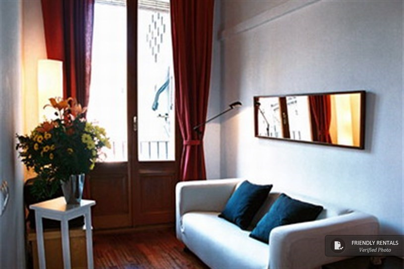 The Vermeer Apartment in Barcelona