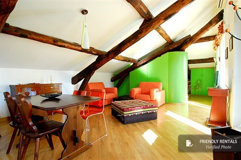 Das Melarancio Appartement in Rom