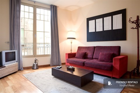 The Chagall I Apartment in Barcelona