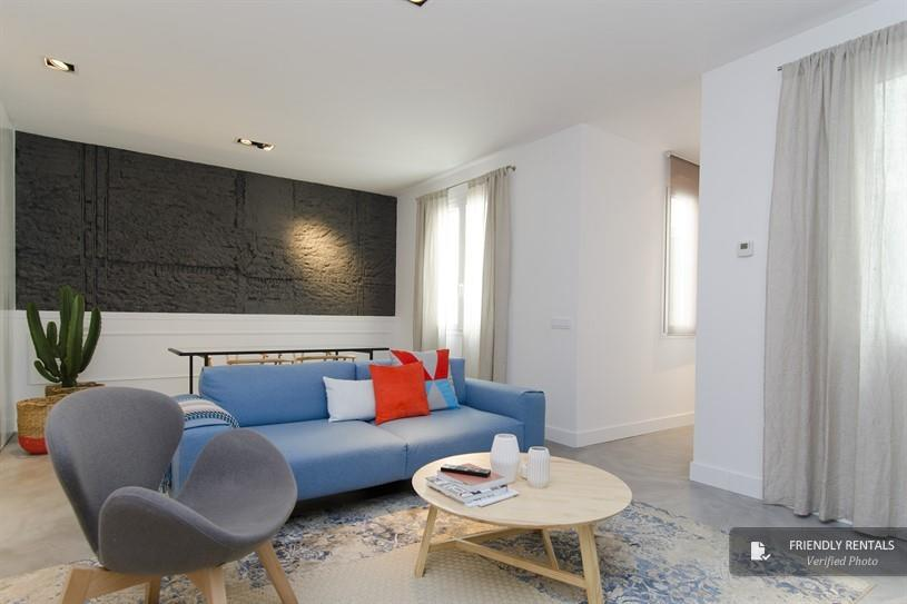 Het appartement Chueca I in Madrid