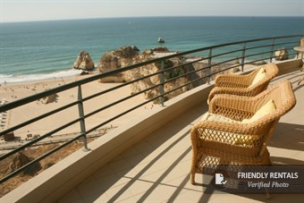 The Praia da Rocha Apartment