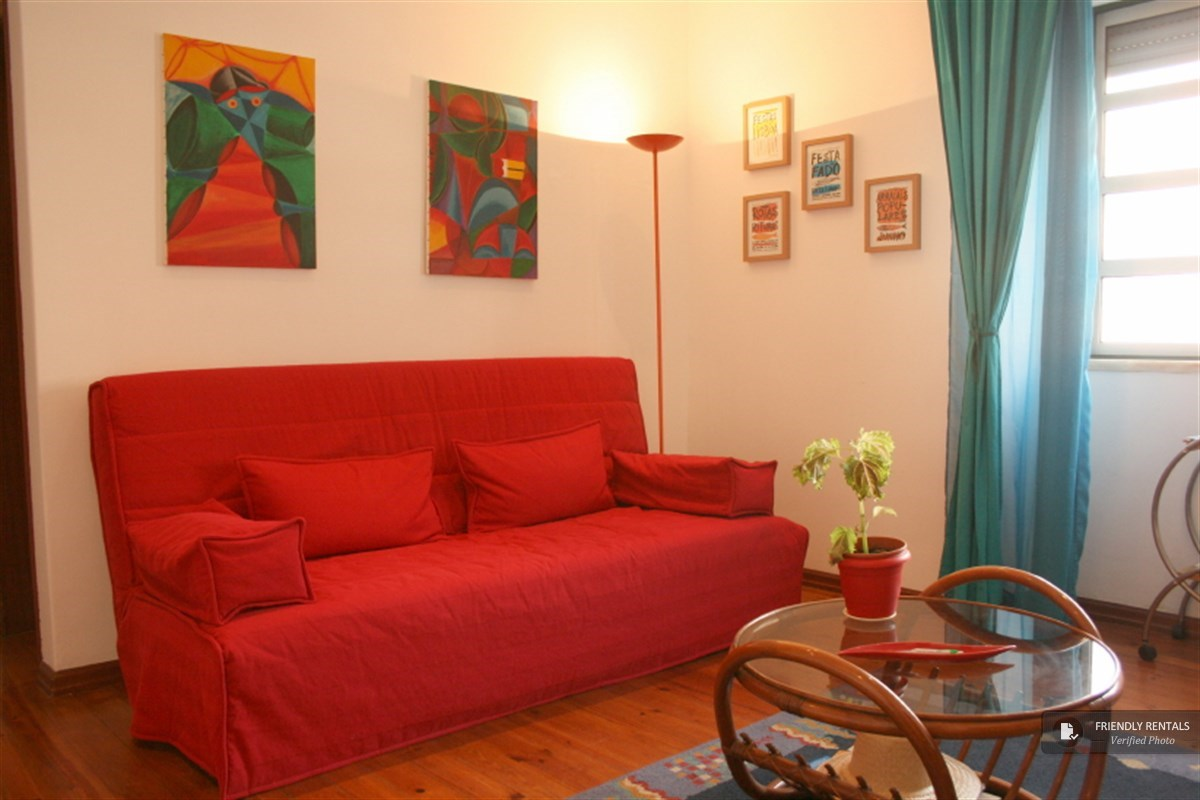 The Belem Lamas Apartment in Lisbon
