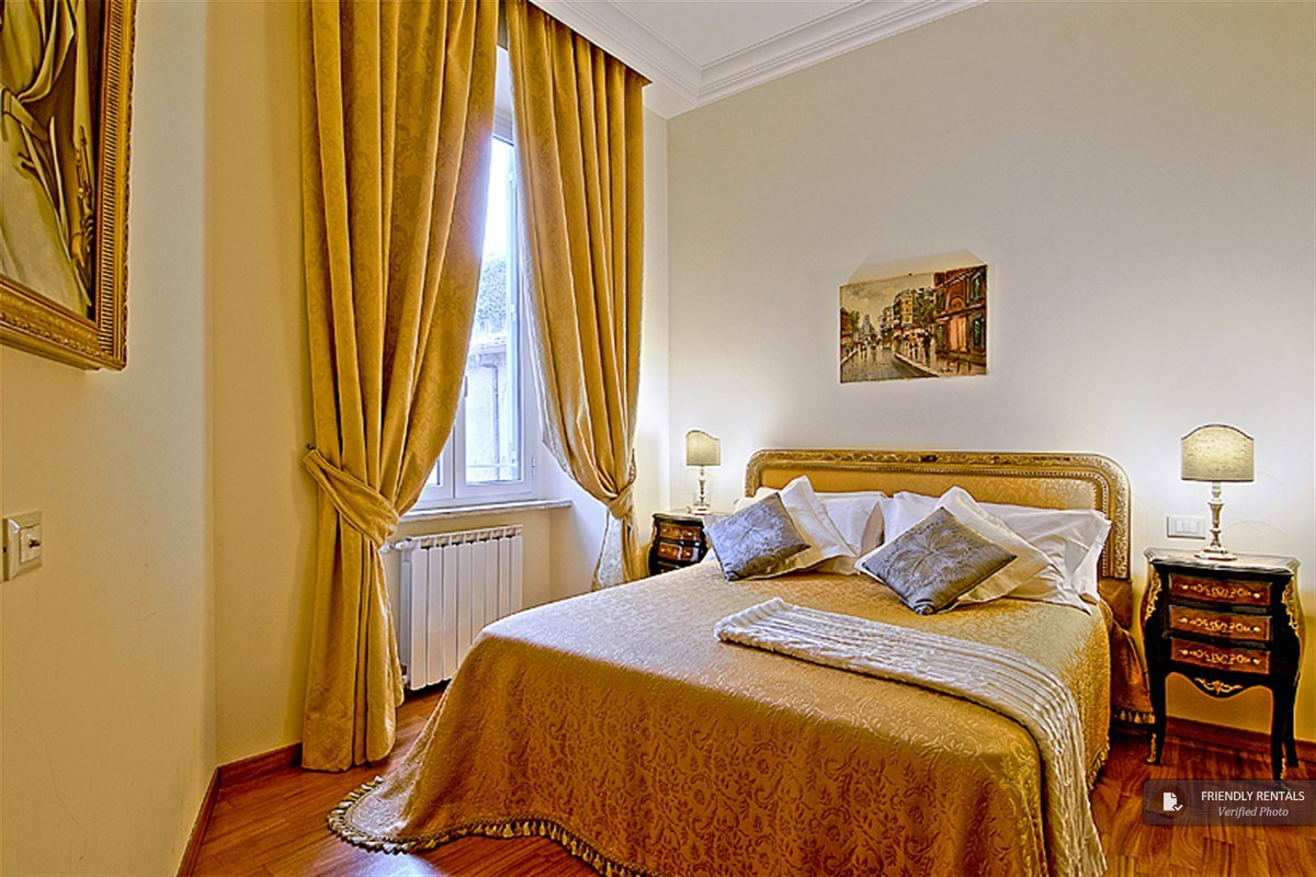 The Prestige II Apartment in Rome