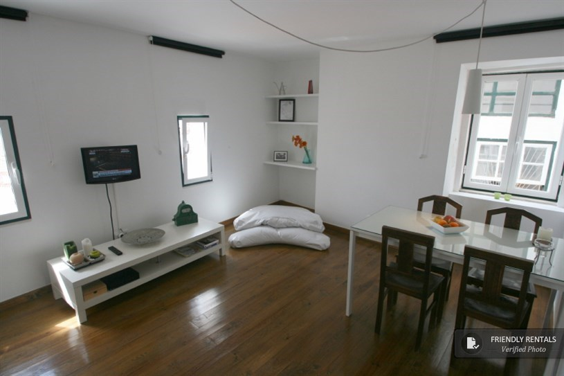 Das Portas do Sol Apartment in Lissabon