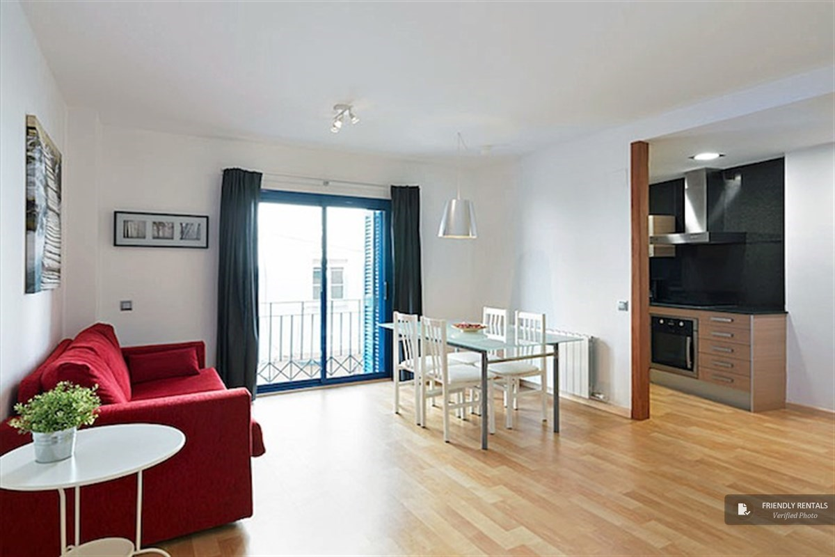 The Emendis 2-4 Apartment in Sitges