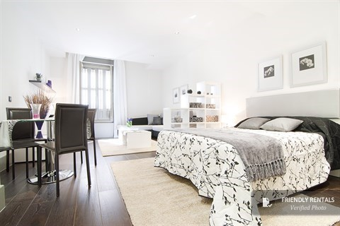 The Cibeles Studio III Apartment