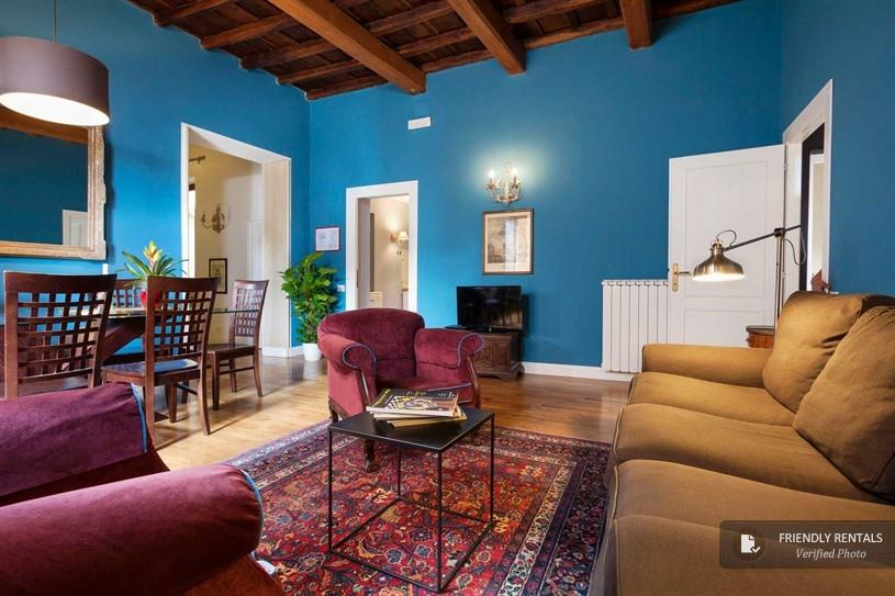 The Lyra I Apartment in Rome