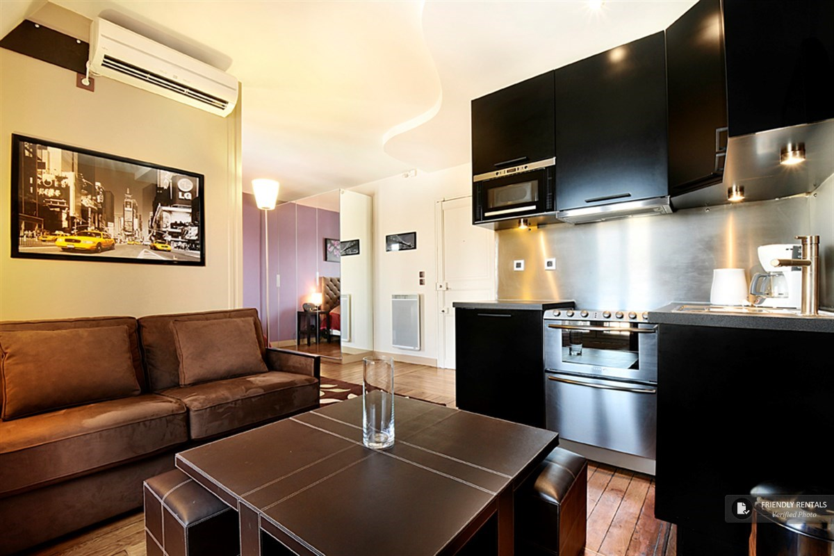 Apartamento North Marais en Paris