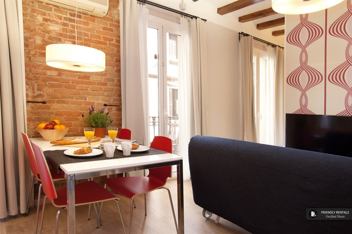 The Teatro Apartment in Barcelona
