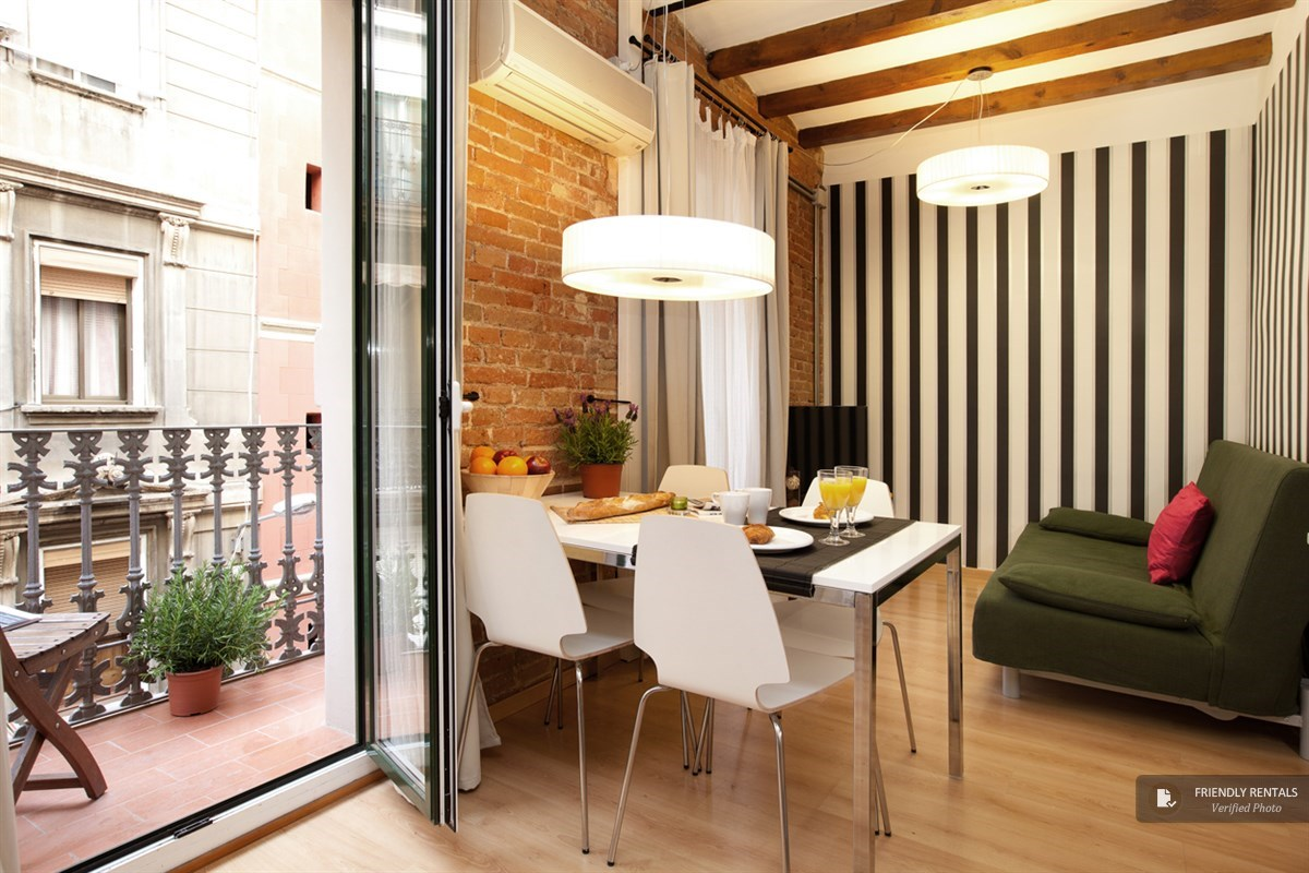 The Jazz Apartment in Barcelona