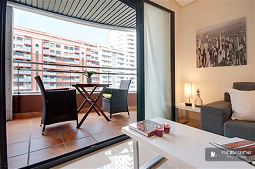 The Aqua 3 Apartment in Valencia