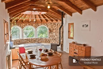 The Casa La Ermita countryside house