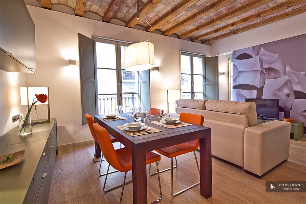 Das PTF Pedrera Apartment in Barcelona