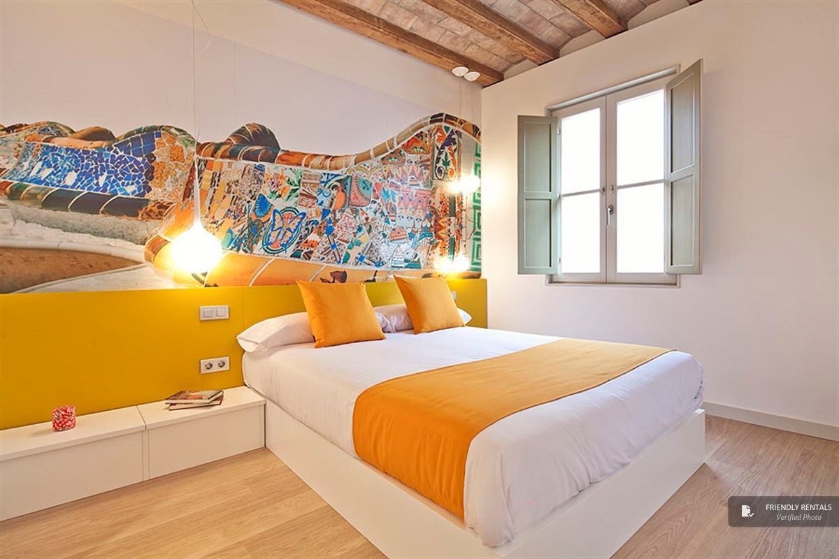 Das PTF Parc Guell Apartment in Barcelona