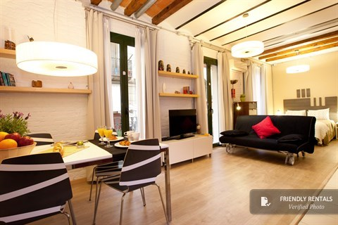 The Casals Apartment in Barcelona