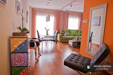The Castro Residences Spa VII Apartment in Barcelona