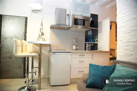 L'Appartement Beaubourg