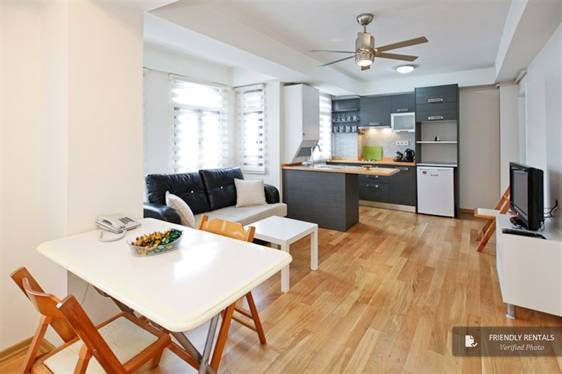 The Bianco 4 Apartment in Istanbul