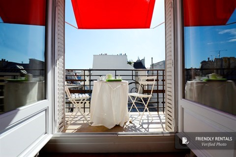 L'appartement Art Deco à Paris