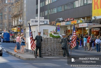 Das Checkpoint Charlie Apartment