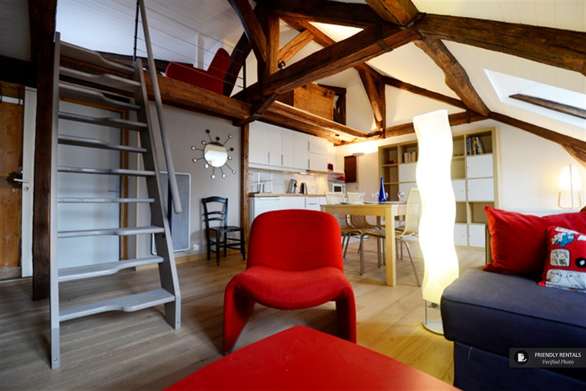 Apartamento Marais High en Paris