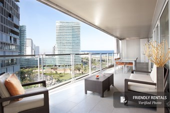 Appartamento Beachfront II a Barcellona