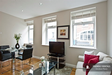 The New Modern 1 Apartment in London