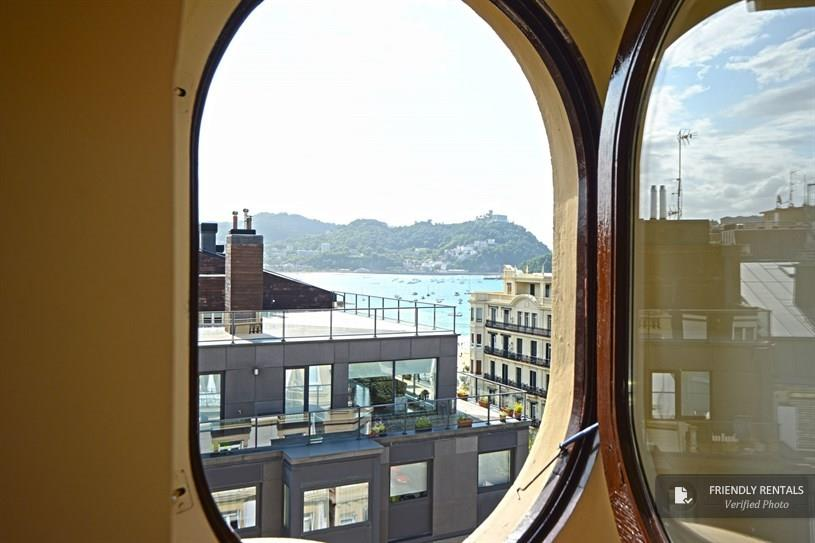 The Picasso apartment in San Sebastian