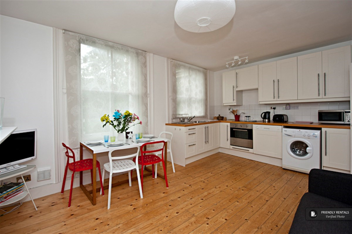 The Islington 1 Apartment in London