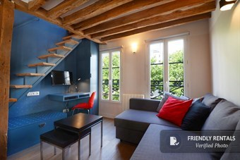 The Marais Cocoon Apartment