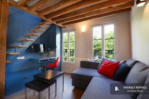 Das Marais Cocoon Apartment