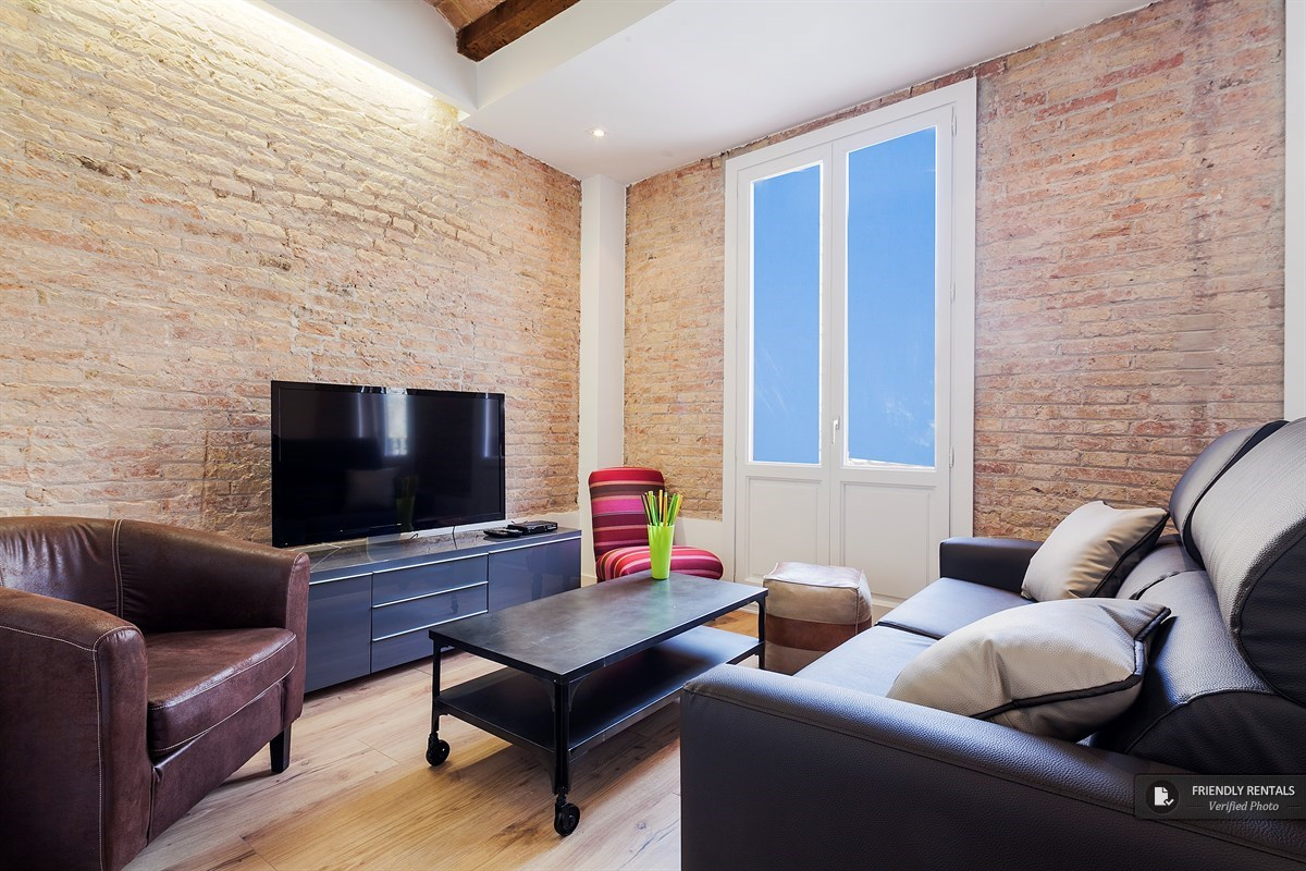 The Marquet VI apartment in Barcelona