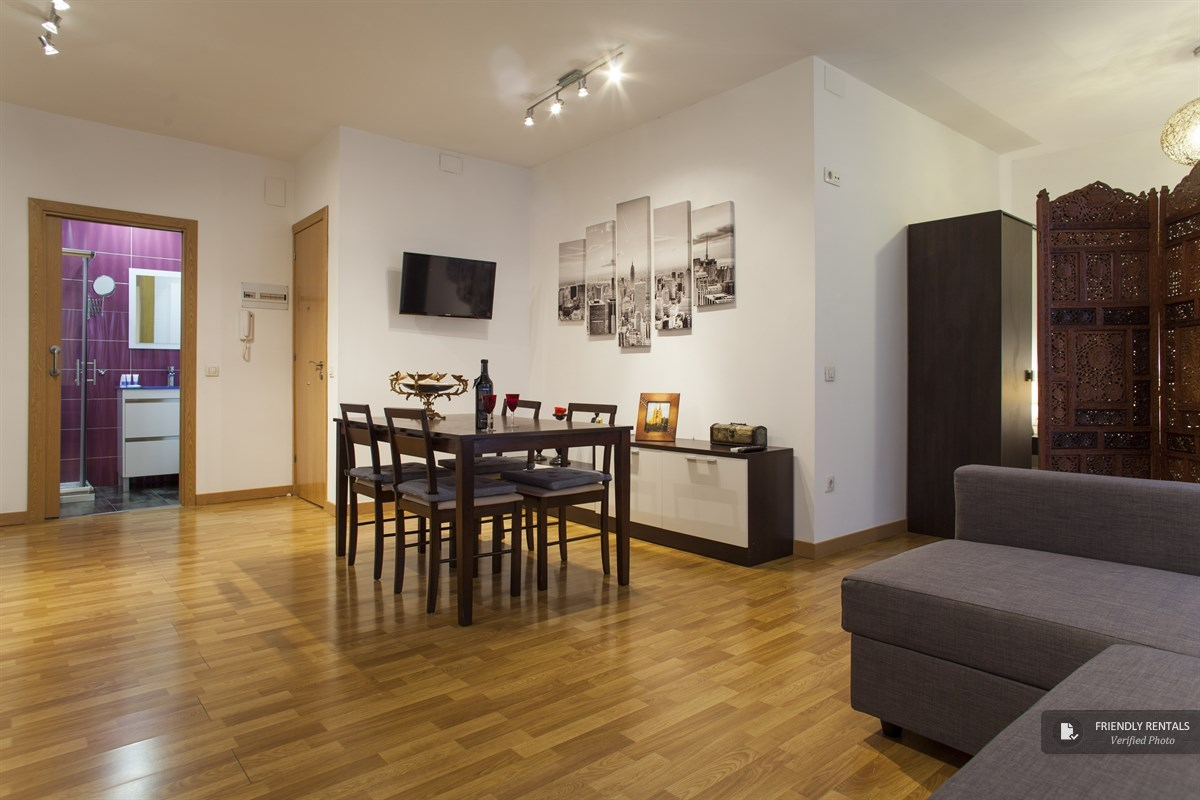 The Gaudi Vision B Apartment in Barcelona