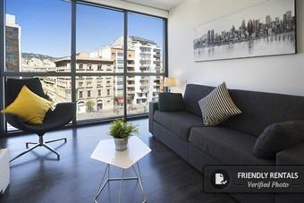 The Parc Guell Style I apartment