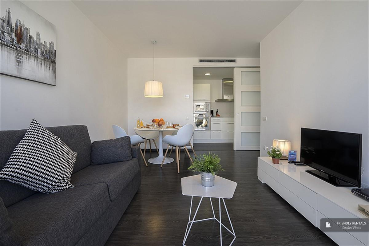 Das Parc Guell Style III Apartment in Barcelona