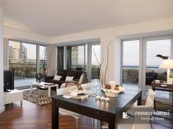 L'appartamento BeachFront IV a Barcellona