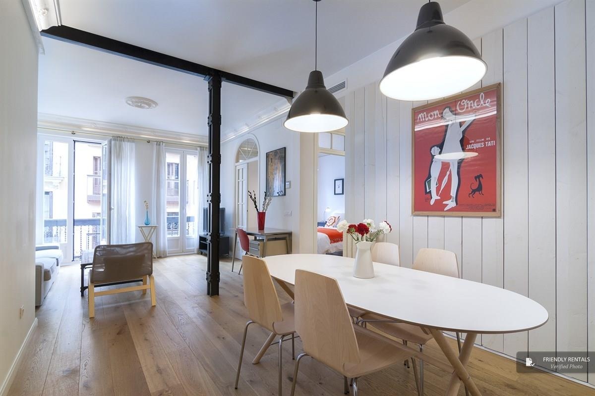 The Barcelo apartment in Madrid