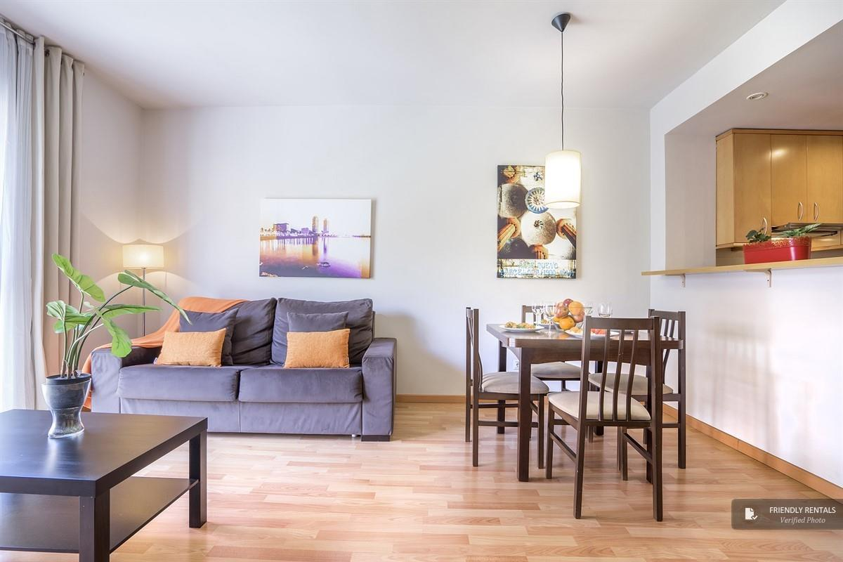 The Living Eixample III apartment in Barcelona