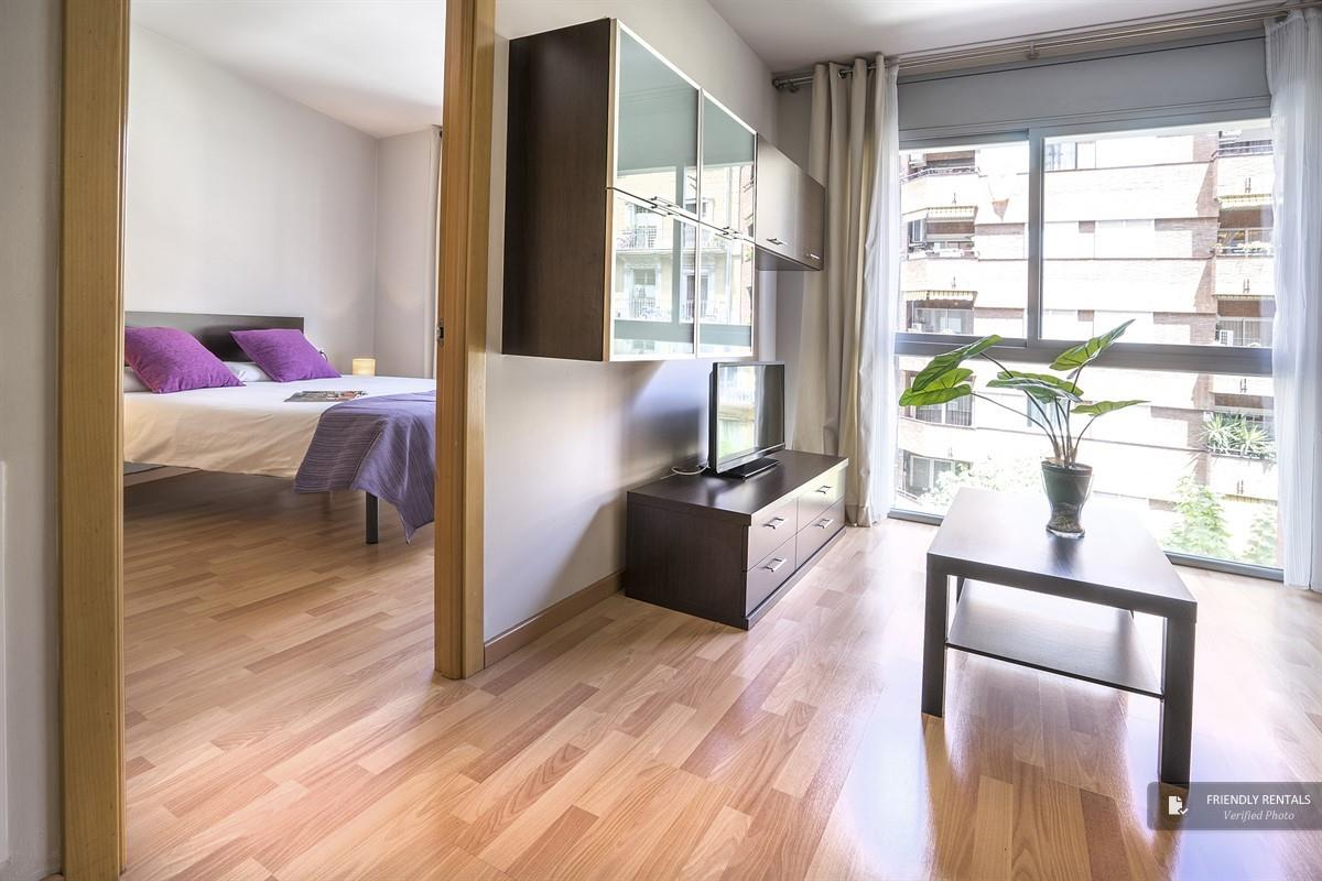 Das Living Eixample IV Apartment in Barcelona