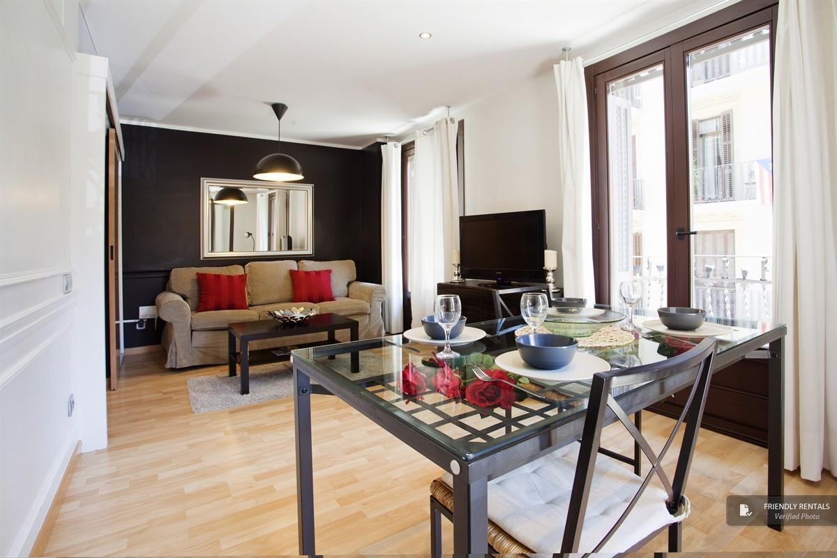 Das Paralel I Apartment in Barcelona
