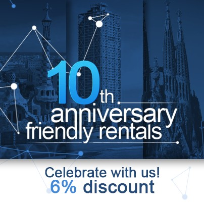 10th anniversary Friendly Rentals