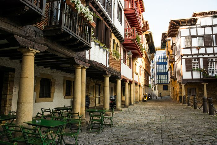 Excursions close to San Sebastian, Hondarribia