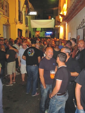 Sitges Bears meeting