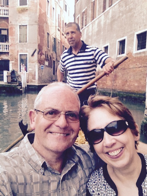 Friendly Stories: Peter & Denise in Venice