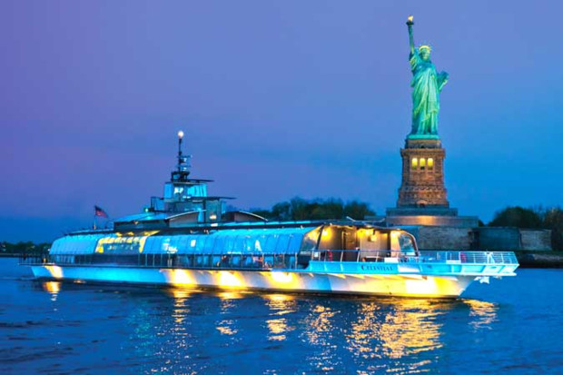 Activities on business trips in New York