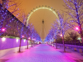 Three fun christmas activities in London