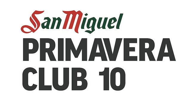 The San Miguel Primavera Club 2010 will be kicking of in Madrid and Barcelona
