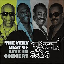 12/12/2010: Kool and the Gang in Barcelona
